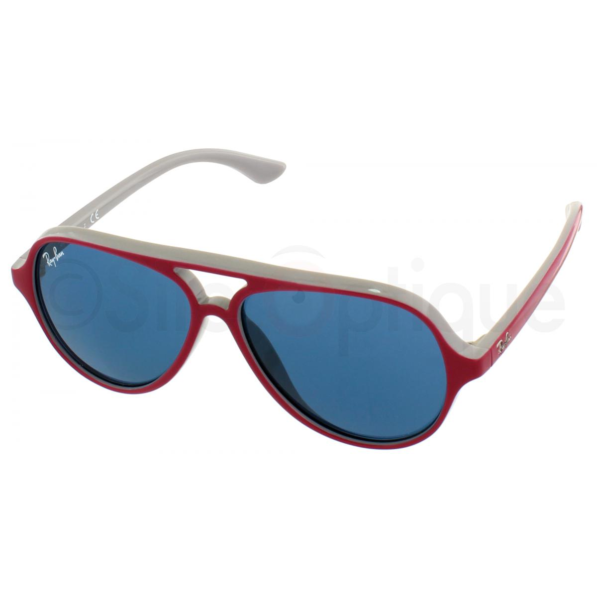 solaire ray ban aviator junior