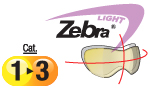 Julbo ecran Zebra Light