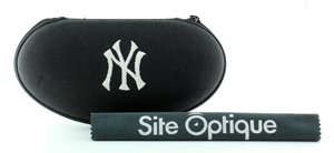 étui de Lunettes de soleil New York Yankees NY AS002 Yankees New York
