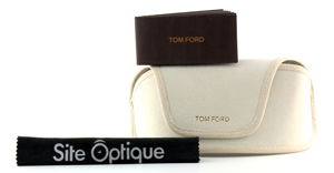 étui de Lunettes de soleil Tom Ford FT 0161 Tom Ford